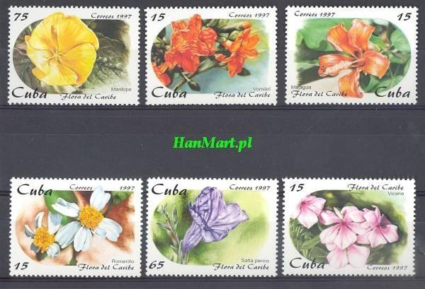 Cuba 1997 Mi 4053-4058 MNH