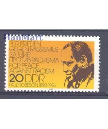 Niemiecka Republika Demokratyczna / DDR 1983 Mi 2781 Czyste **