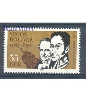 Niemiecka Republika Demokratyczna / DDR 1983 Mi 2816 Czyste **