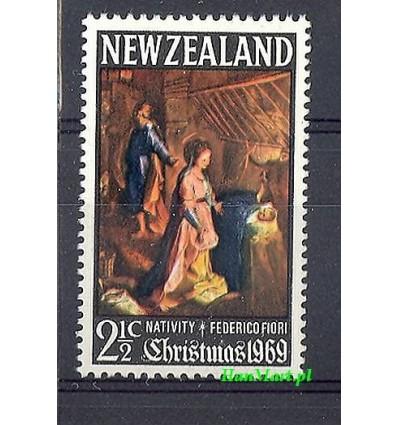 New Zealand 1969 Mi 509 MNH