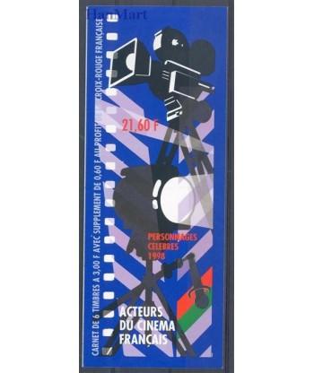 Francja 1998 Mi mh 48 Czyste **