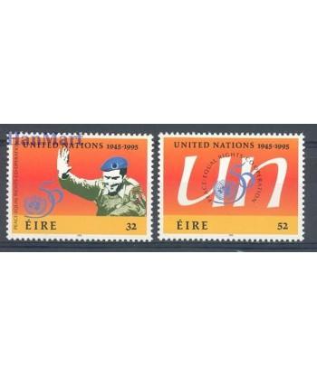 Irlandia 1995 Mi 920-921 Czyste **