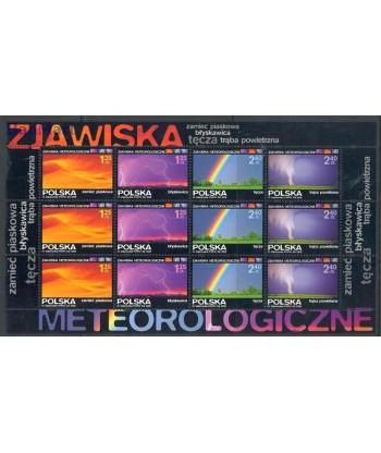 Polska 2008 Mi 4355-4358 Czyste **