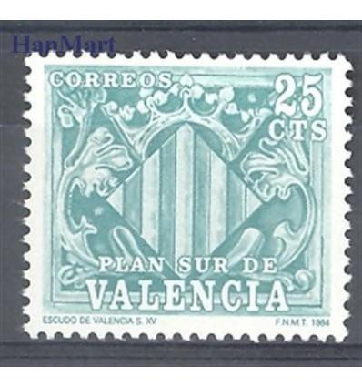 Hiszpania 1985 Mi zwa 10x Czyste **