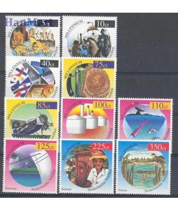 Antyle Holenderskie 1999 Mi 1006-1015 Czyste **