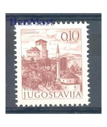 Jugosławia 1972 Mi 1465x Czyste **