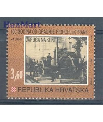 Chorwacja 1995 Mi 331 Czyste **