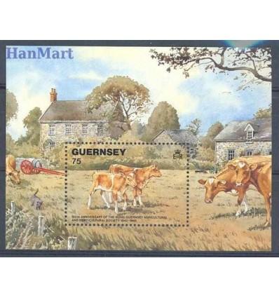 Guernsey 1992 Mi bl 9 MNH
