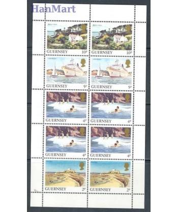 Guernsey 1984 Mi mh 24 Czyste **