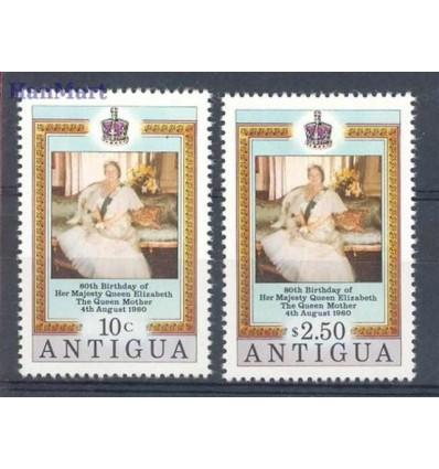 Antigua i Barbuda 1980 Mi 589-590...