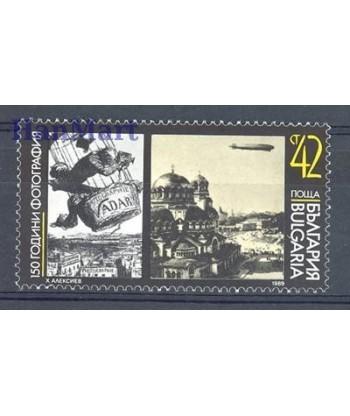 Bułgaria 1989 Mi 3774 Czyste **