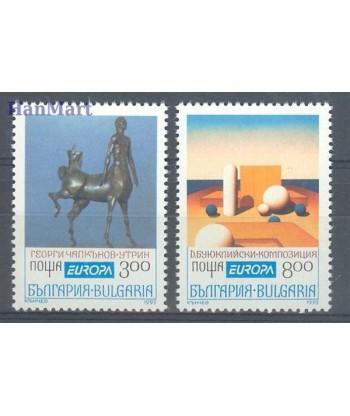Bułgaria 1993 Mi 4047-4048 Czyste **