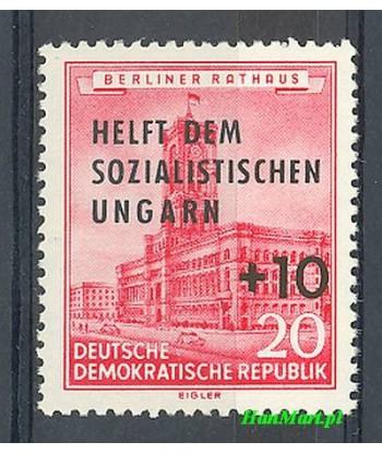 Niemiecka Republika Demokratyczna / DDR 1956 Mi 557 Czyste **