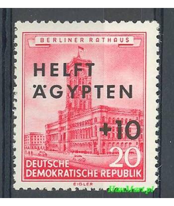 Niemiecka Republika Demokratyczna / DDR 1956 Mi 558 Czyste **