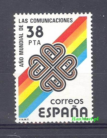 Spain 1983 Mi 2591 MNH