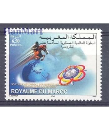 Maroko 2004 Mi 1454 Czyste **