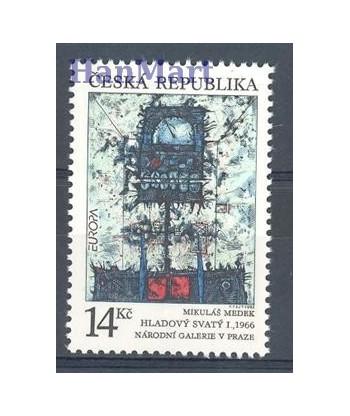 Czechy 1993 Mi 5 Czyste **