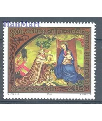 Austria 2002 Mi 2378 Czyste **