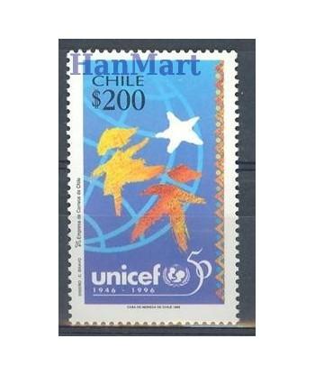 Chile 1996 Mi 1807 Czyste **
