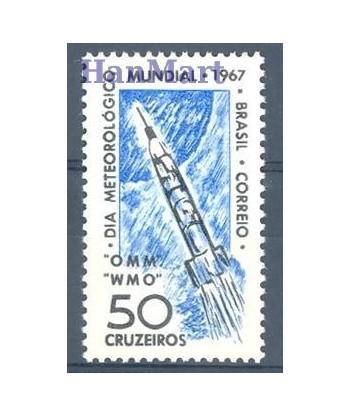 Brazylia 1967 Mi 1128 Czyste **