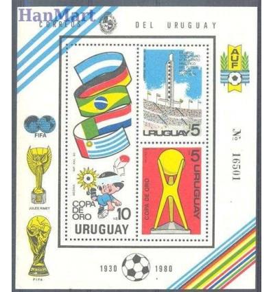 Uruguay 1980 Mi bl 50 MNH