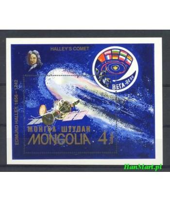 Mongolia 1986 Mi bl 117 Czyste **