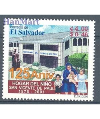 Salwador 2001 Mi 2257 Czyste **