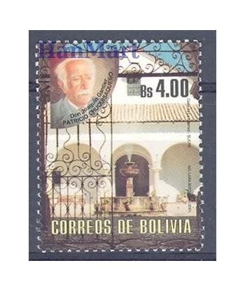 Boliwia 2001 Mi 1504 Czyste **