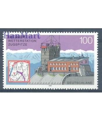 Niemcy 2000 Mi 2127 Czyste **