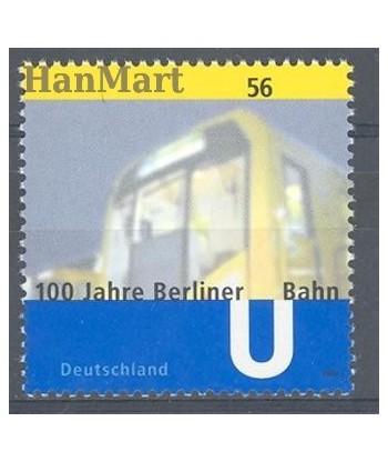 Niemcy 2002 Mi 2242 Czyste **