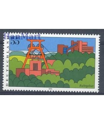Niemcy 2003 Mi 2355 Czyste **