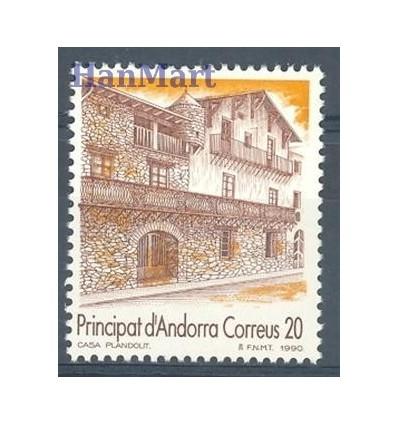 Spanish Andorra 1990 Mi 217 MNH