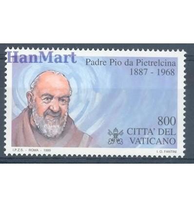 Vatican 1999 Mi 1279 MNH