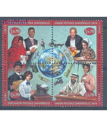 Narody Zjednoczone Genewa 1999 Mi 376-379 Czyste **