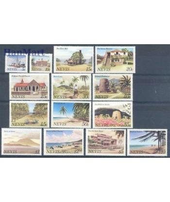 Nevis 1981 Mi  Czyste **