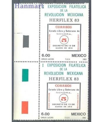Meksyk 1983 Mi kolpar 1858 Czyste **