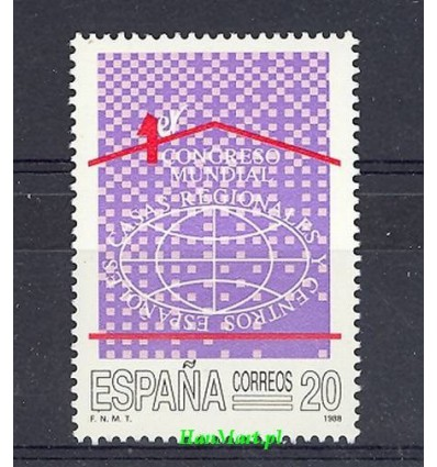 Spain 1988 Mi 2839 MNH