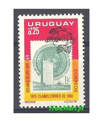 Urugwaj 1976 Mi 1404 Czyste **