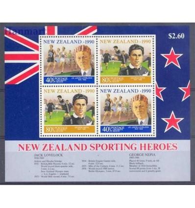 New Zealand 1990 Mi bl 26 MNH