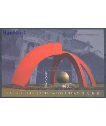 Makau 1999 Mi bl 70 Czyste **