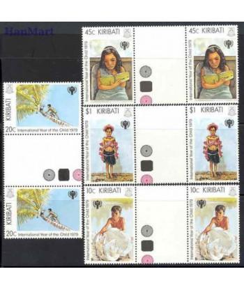 Kiribati 1979 Mi  Czyste **