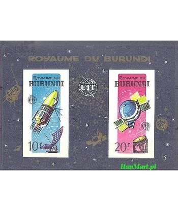 Burundi 1965 Mi  Czyste **