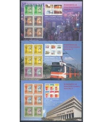 Hong Kong 1997 Mi 50-51 Czyste **