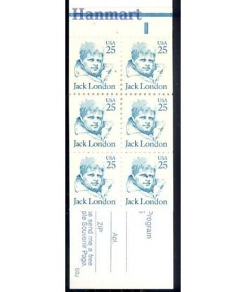 USA 1986 Mi 122 Czyste **