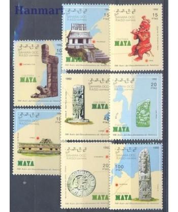 Sahara 1992 Mi 17 Czyste **