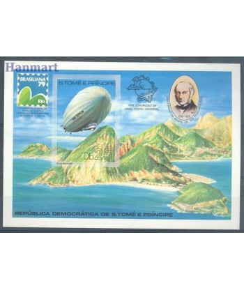 Wyspy Świętego Tomasza i Książęca 1979 Mi  Czyste **