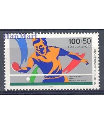 Niemcy 1989 Mi 1408 Czyste **