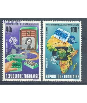 Togo 1974 Mi  Czyste **
