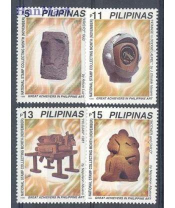 Filipiny 1999 Mi 3099-3102 Czyste **