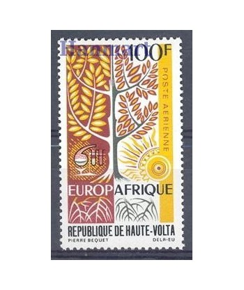 Burkina Faso 1969 Mi 280 Czyste **